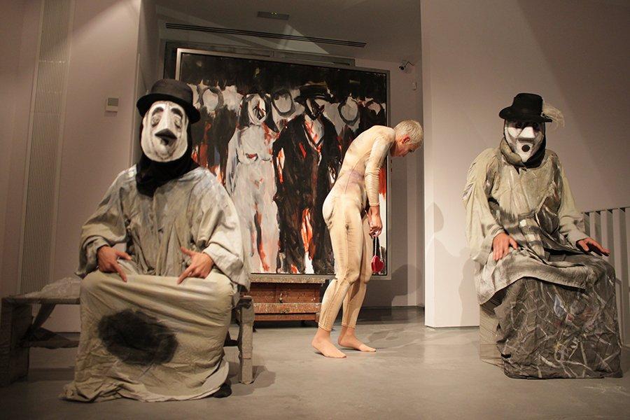 curso mascara teatro malaga